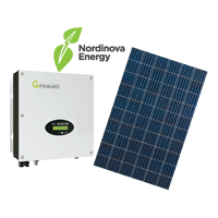 Nordinova Energy napelemcsomagok