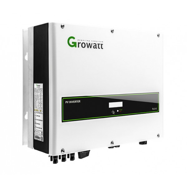 Inverter GROWATT 6000TL3-s