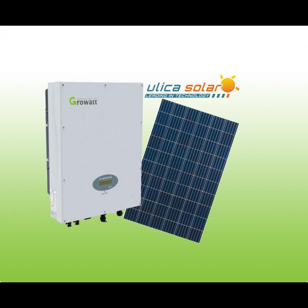 Nordinova Energy komplett napelemrendszer 5 kWp-hoz