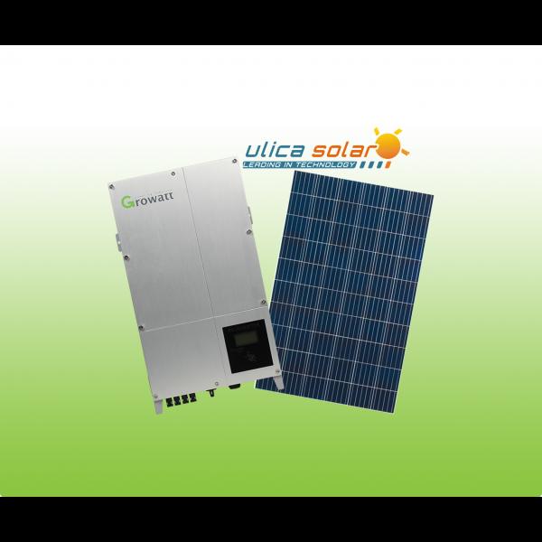 Nordinova Energy komplett napelemrendszer 10 kWp-hoz