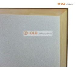 Elektromos infrapanel - G-OLD fakeretes 80 W