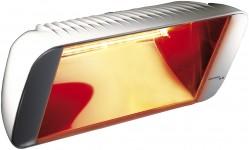 Elektromos infravörös hősugárzó Heliosa 66 Fehér - 2000 W