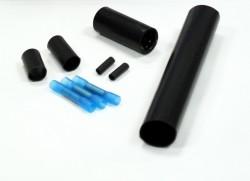 Elektromos önszabályozó fűtőkábelhez - Comfort Heat csatlakozó készlet kábel/hidegvég