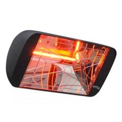 Elektromos infravörös hősugárzó Heliosa 66 Fekete - 2000 W