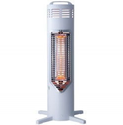 Elektromos infravörös hősugárzó - Mensa Heating Omnis fehér 400 W