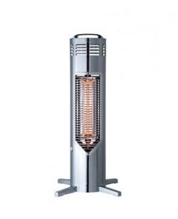 Elektromos infravörös hősugárzó - Mensa Heating Omnis króm 400 W