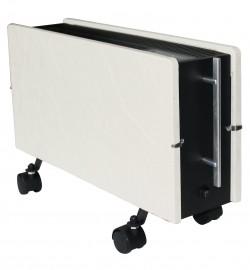 Elektromos kerámia hőtárolós fűtőpanel - Climastar Optimus fehér mészkő 1600 W