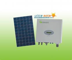 Nordinova Energy komplett napelemrendszer 3 kWp-hoz